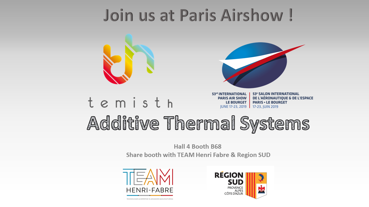 Join us at Paris Airshow
